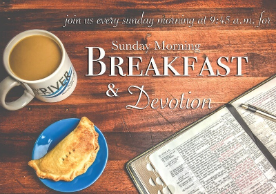 Sunday Morning Breakfast & Devotion